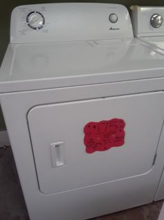 Amana Dryer w/ Warranty