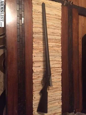 For Sale: 1890's SxS Shotgun