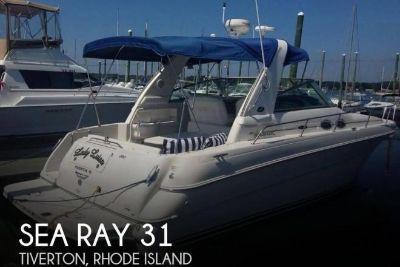 2002 Sea Ray 310 Sundancer