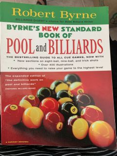 Pool and Billiards (book)