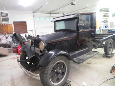 1929 Ford Mustang GT Deluxe (Black)