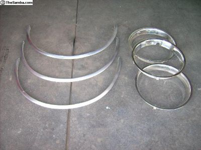 Rabbit Fender Trim-Molding (3)