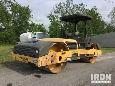 2008 (unverified) Volvo DD118HF Vibratory Double Drum Roller