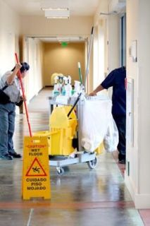 commercial janitorial services in Sarasota FL