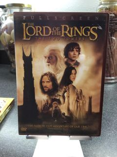 LORD OF THE RINGS The two towers