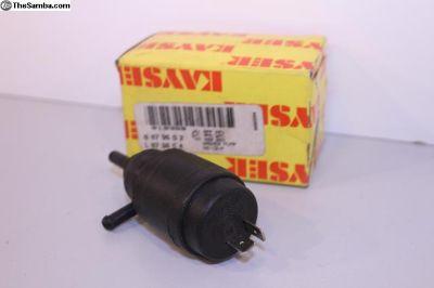 NOS Kayser 12V Electric Windshield Washer Pump