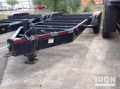 2006 MGS T/A Equipment Trailer