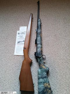 For Sale: SAVAGE 110 .270