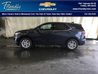 2018 Chevrolet Equinox LT w/1LT (Storm Blue Metallic)
