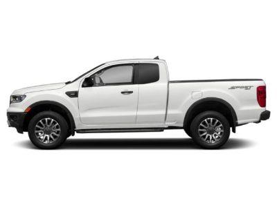 2019 Ford Ranger XL 2WD SuperCab 6' Box (Oxford White)