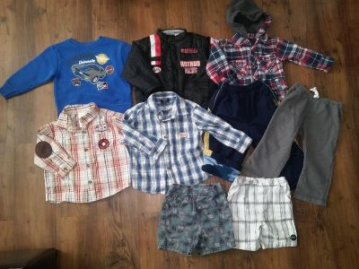 Toddler mixed clothing lot, size 24M