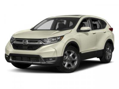 2017 Honda CR-V EX-L (White Diamond Pearl)