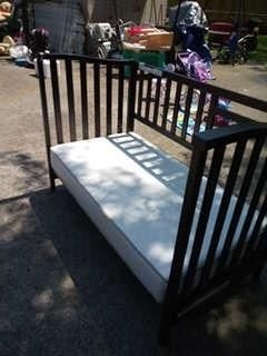 Toddler Bed ..$40.00 complete..$30.00if you pickup TODAY