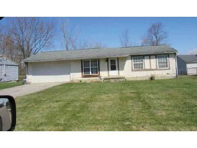 3 Bed 1 Bath Foreclosure Property in Marion, OH 43302 - Matheny Ave