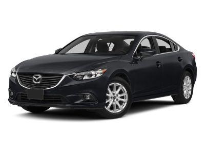 2014 Mazda Mazda6 i Sport (Jet Black Mica)
