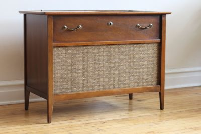 Mid Century Modern Westinghouse Stereophonic Hi Fi