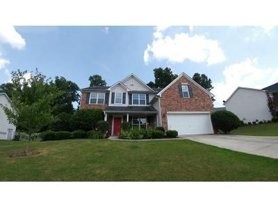 5 Bed 3 Bath Foreclosure Property in Dacula, GA 30019 - Beckenham Walk Dr