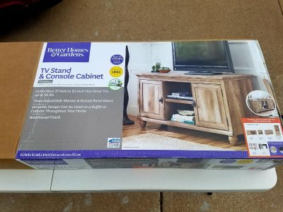 TV Stand, and console cabinet