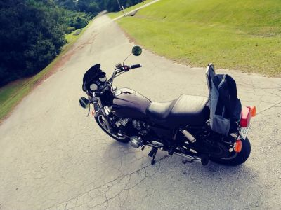 MOTORCYCLE RUNNING FOR UNDER $1500