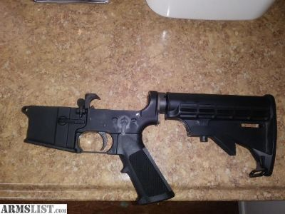 For Sale: AR15 build $25 lpk install