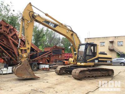 Cat 322BL Track Excavator