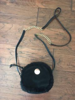 UGG - NEVER USED! Cross body Black Purse