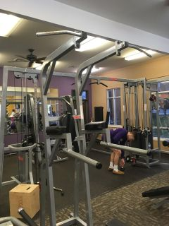 Gym Equipment / Pull up - Dip Station