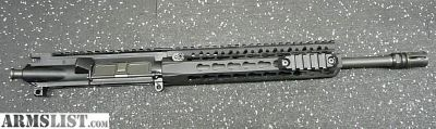 "For Sale: LWRC 13"" SBR Upper"