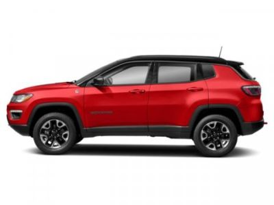 2019 Jeep Compass Trailhawk (Spitfire Orange Clearcoat)