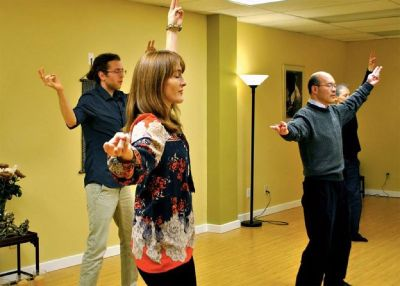 Chinese Qigong| Seattle Qigong training | IQ&IM's Center