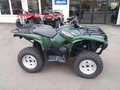 2009 Yamaha Grizzly 550 FI Auto. 4x4 EPS ATV Utility ATVs Butte, MT