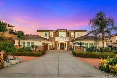 4947 Palomino Place Rancho Cucamonga Five BR, Magnificent Toll