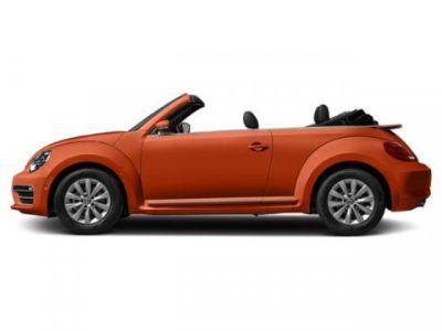 2019 Volkswagen Beetle Convertible S (Habanero Orange Metallic/Black Roof)