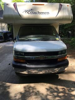 By Owner! 2018 21 ft. Coachmen Freelander 21rs w/slide