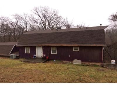 4 Bed 2 Bath Foreclosure Property in Garfield, AR 72732 - Smith Ridge Rd