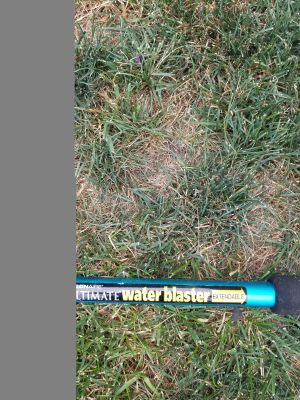 Hose extender water blaster new unused Morton porch pickup
