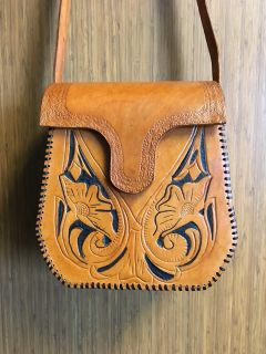 NEW Handcrafted Leather purse