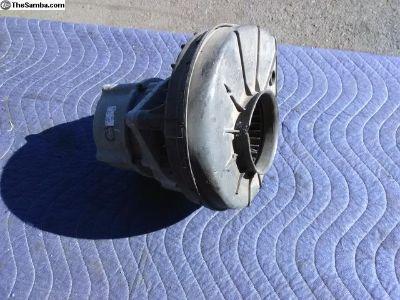 80-83.5 2.0 Alternator w/Fan, Housing