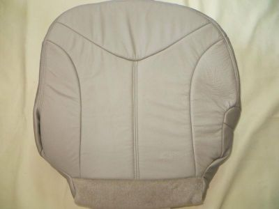 Find 2001-02 GMC -Yukon Driver side Leather seat cover Color code # 522 TAN motorcycle in Houston, Texas, US, for US $179.00