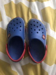 LEGO Crocs size 12-13 in almost new condition $10