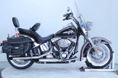 2004 Harley-Davidson FLSTC/FLSTCI Heritage Softail Classic Cruiser Motorcycles Adams, MA