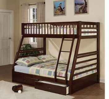 ISO twin over full bunk bed .. only frame