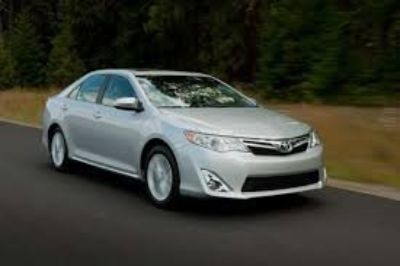 2012 Toyota Camry L (Silver Or Aluminum)