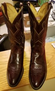 Nocona Boots Men's 11.5 D Made in USA lightly used