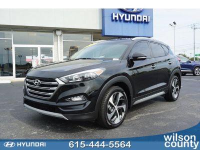 2017 Hyundai Tucson (Black Pearl)