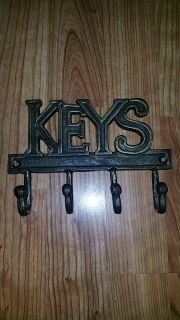 Brass Key holder/hanger