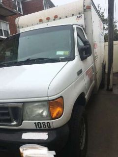 2006 Ford E350 12 Ft Box Truck