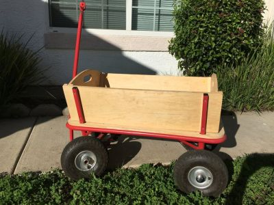German Wooden Wagon great condition