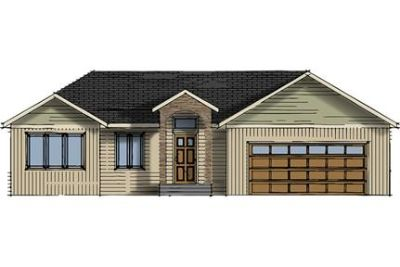 3 bedrooms Apartment - The Eagle Pointe Development is located in South Fargo. Single Car Garage!