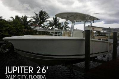 2012 Jupiter 26 FS Center Console
